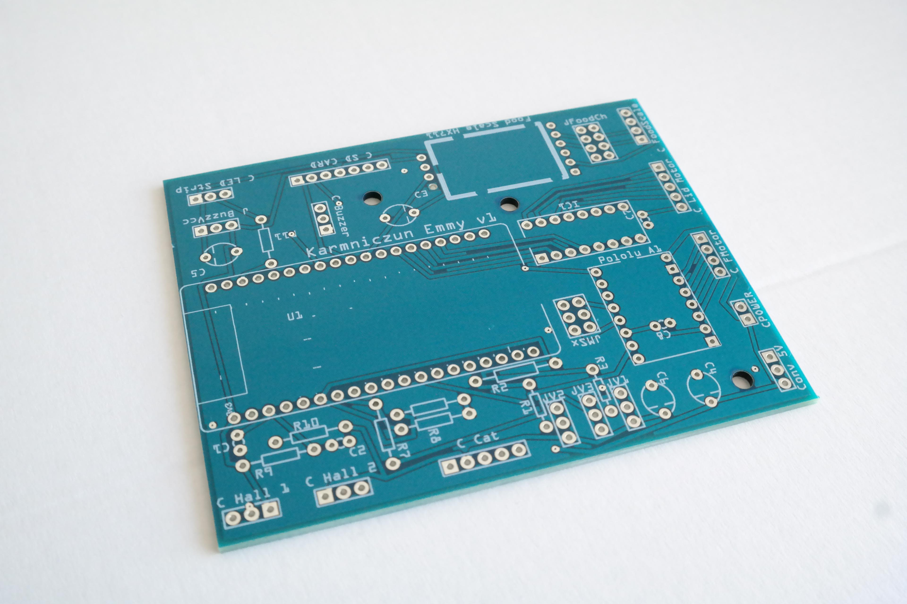 Board from the factory